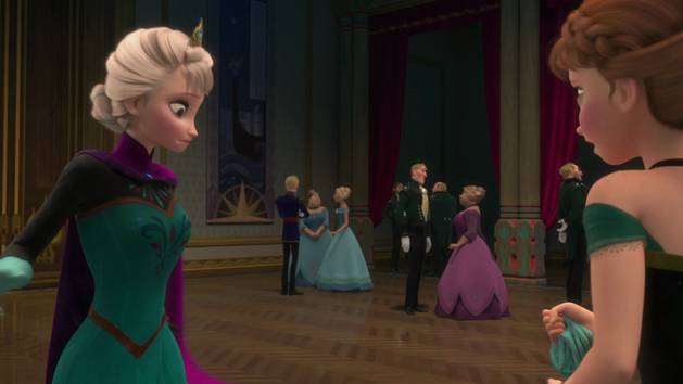 Frozen - Party Is Over