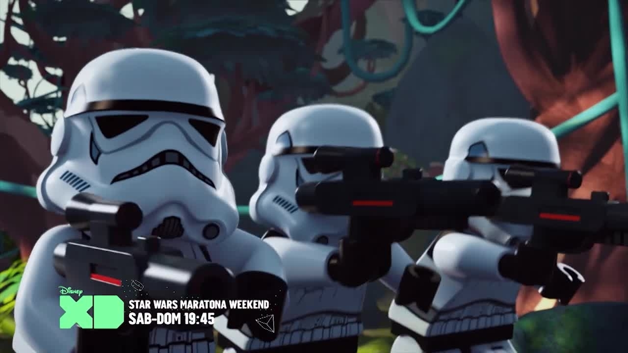Tieniti pronto ad una fantastica ed unica maratona di Star Wars