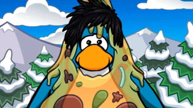 My Day In Club Penguin - Tundrafluff