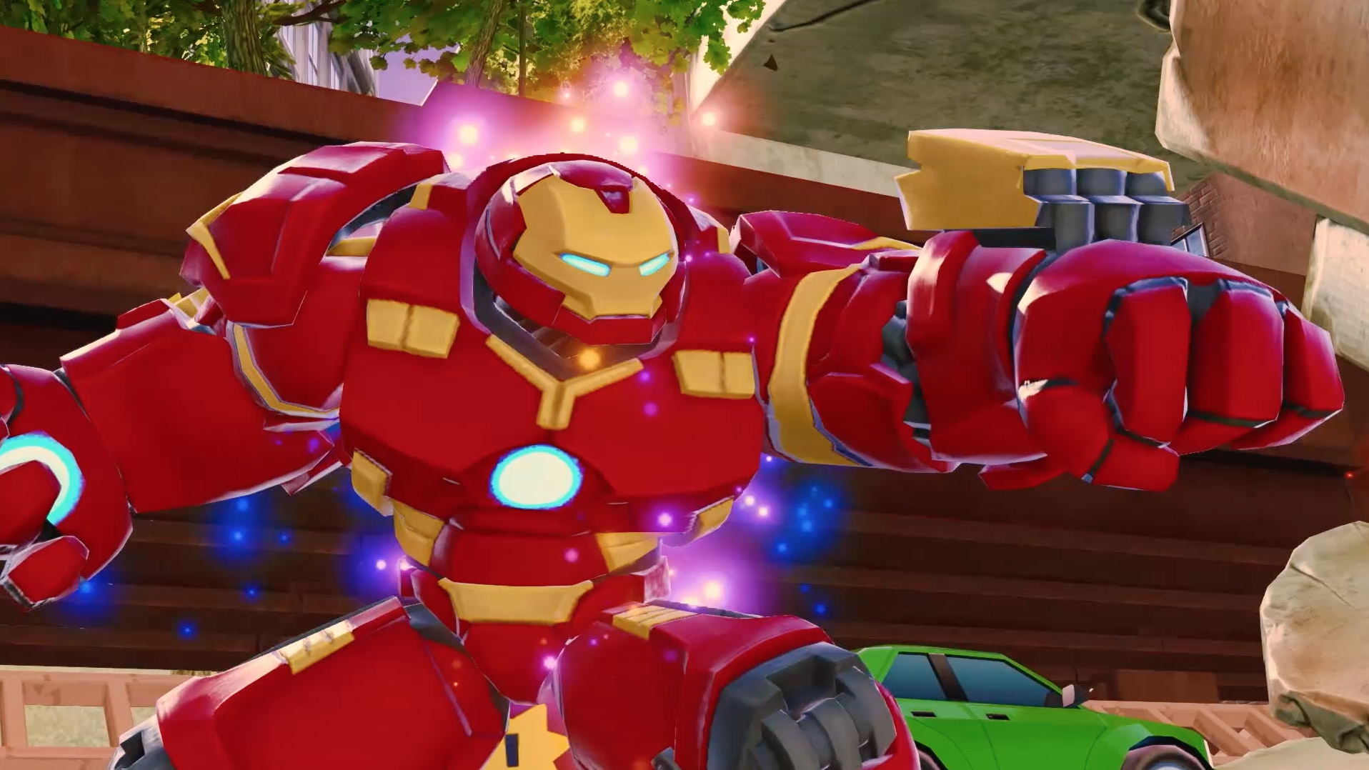 Marvel Battlegrounds Playset - Infinity 3.0 Edition