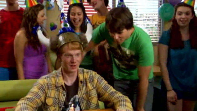 Zeke and Luther: Luther Turns 4