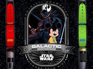 """Join """"Galactic Gathering"""" for Star Wars Weekends 2015"""