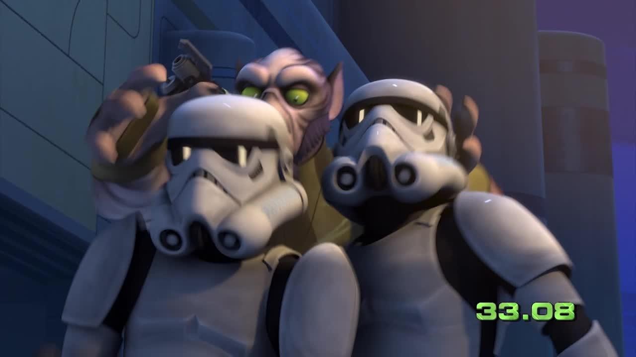 Star Wars Rebels - Recap Prima Stagione