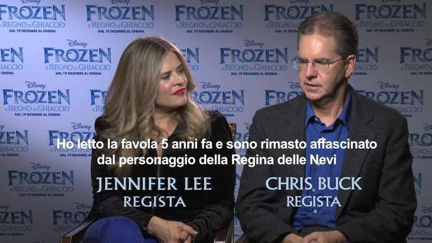 Frozen - Intervista ai registi