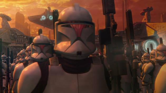 Star Wars - På vej mod klonkrigene