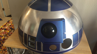 Fully Operational Fandom: Assembling Astromechs with R2-D2 Builders