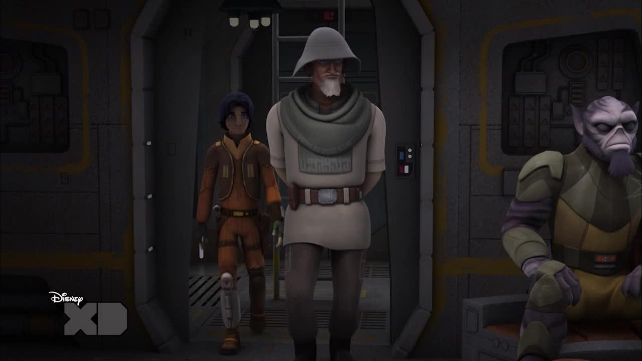 Star Wars Rebels - il riassunto della seconda stagione
