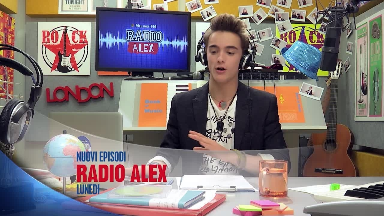 Radio Alex - Sta tornando!
