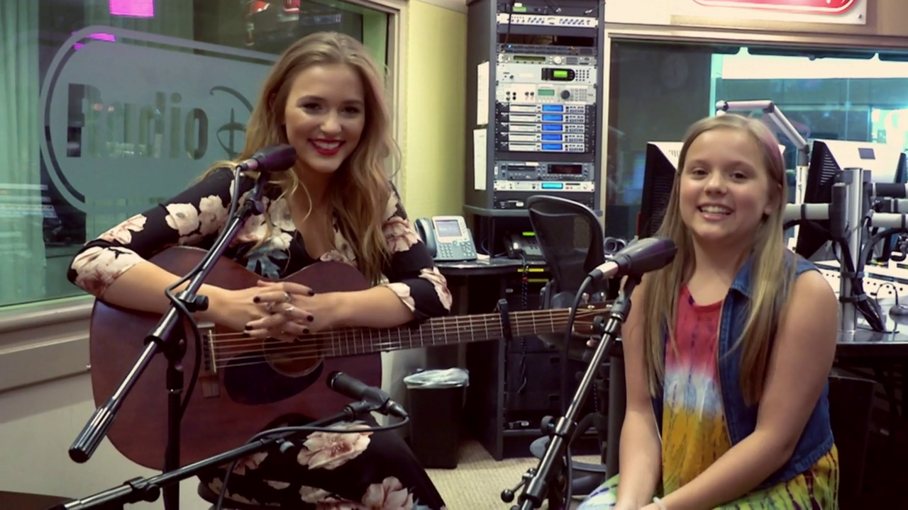 """Boom Clap"" - Lennon & Maisy Cover of a Charli XCX Song - Radio Disney"