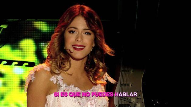 Violetta - Backstage pass: Habla