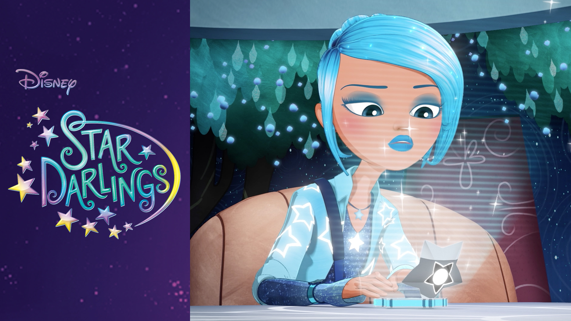 The Science of Fashion - Disney's Star Darlings Clip