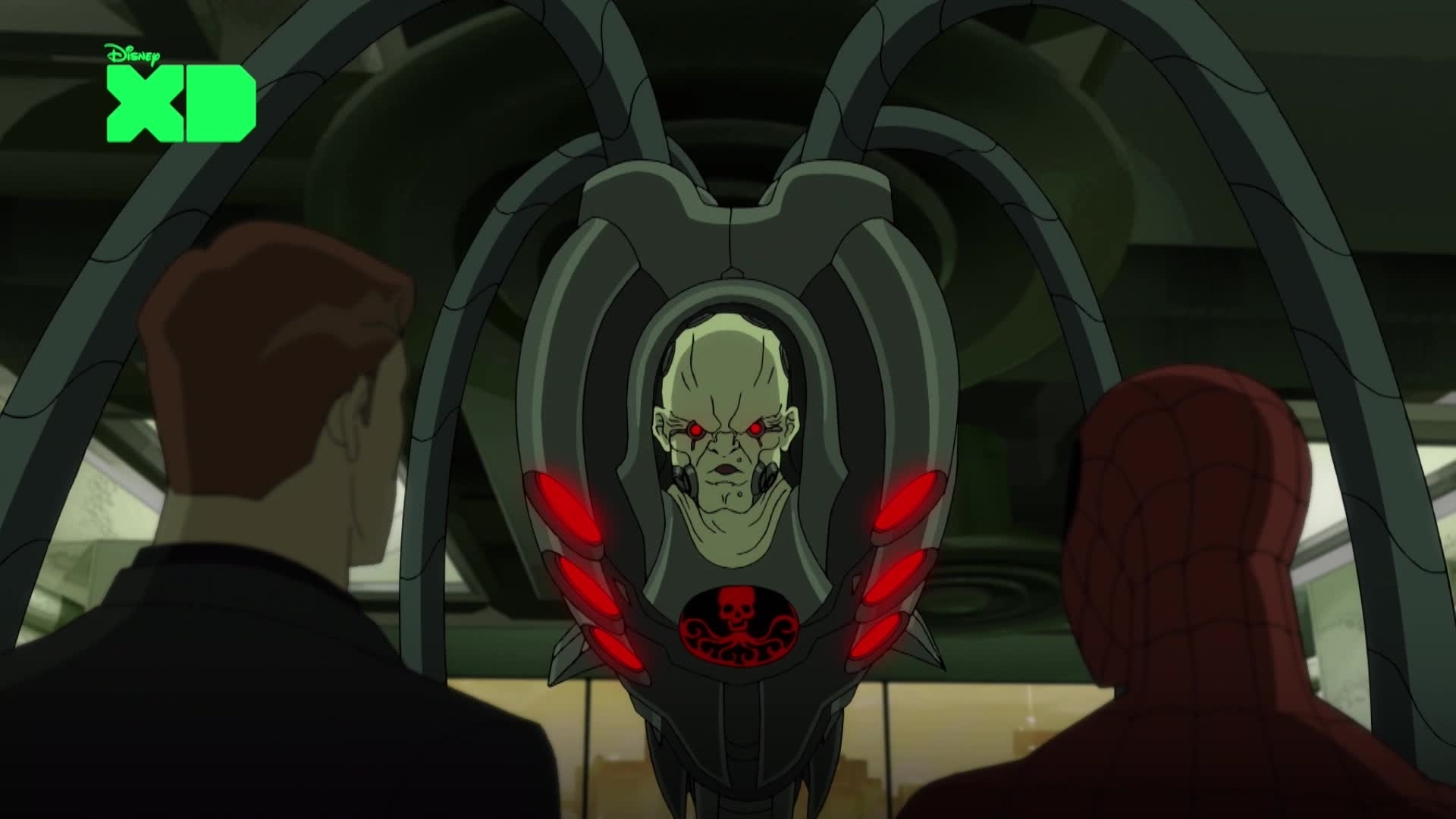 Hydra ataca: 2ª parte