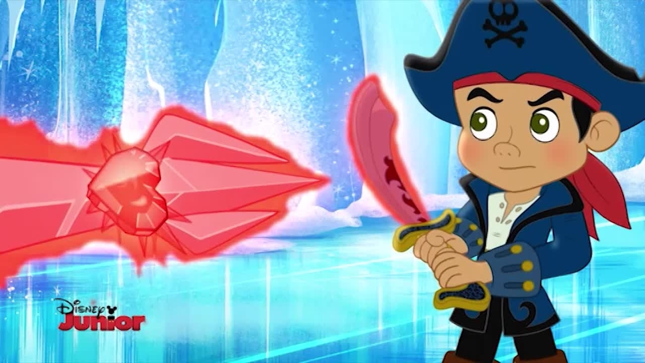 Capitan Jake - Il reame di ghiaccio