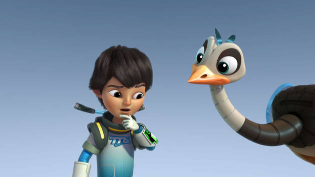 Miles from Tomorrowland - Rule 41: Hygiene