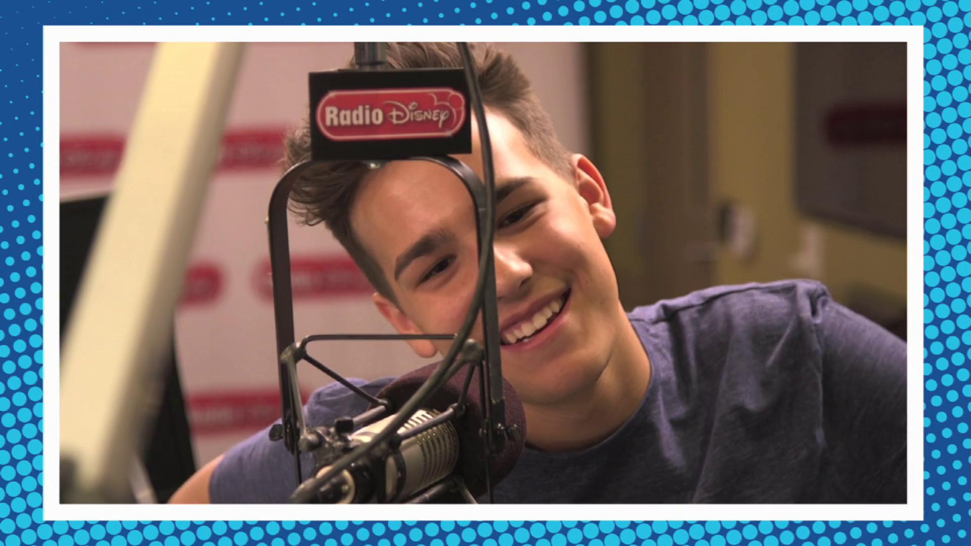Jacob Whitesides Take Over | Radio Disney