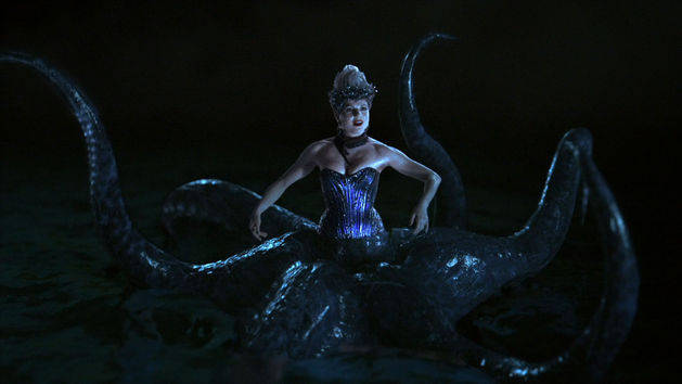 Ursula Sneak Peek - Once Upon a Time