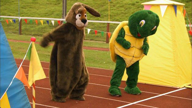 Turtle & Hare Race