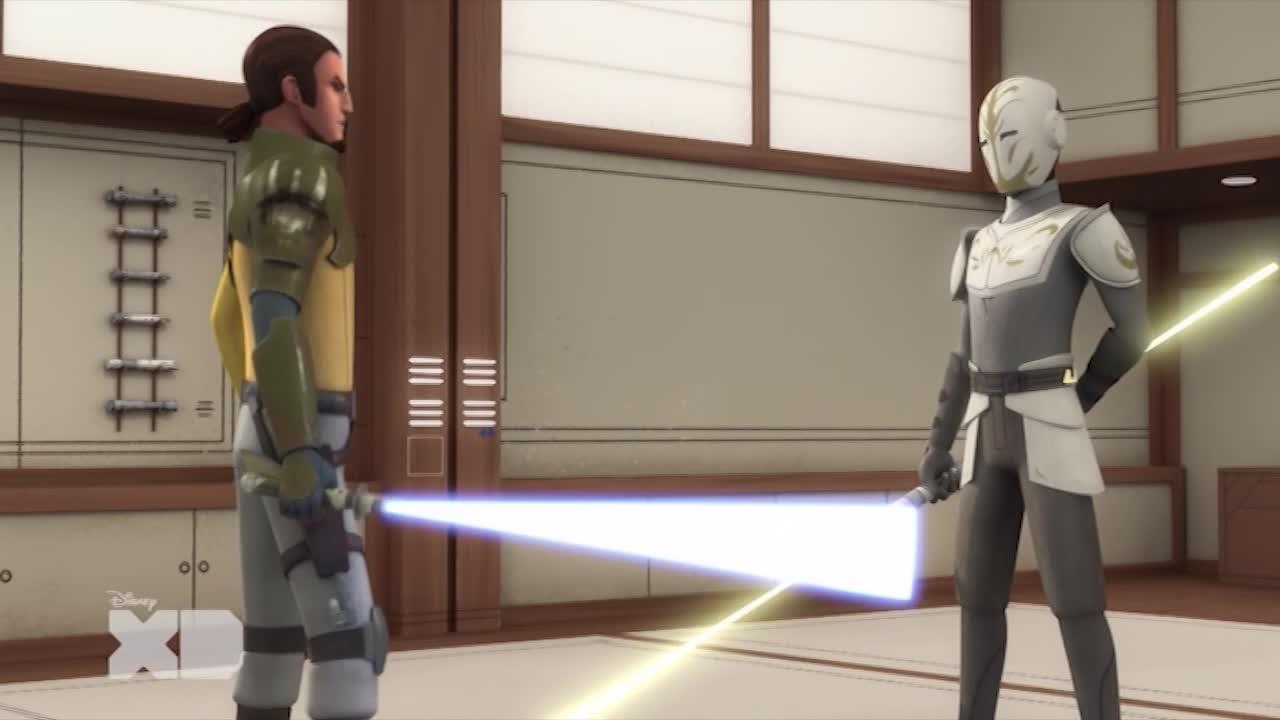 Star Wars Rebels - Il lato oscuro che attira a sè...