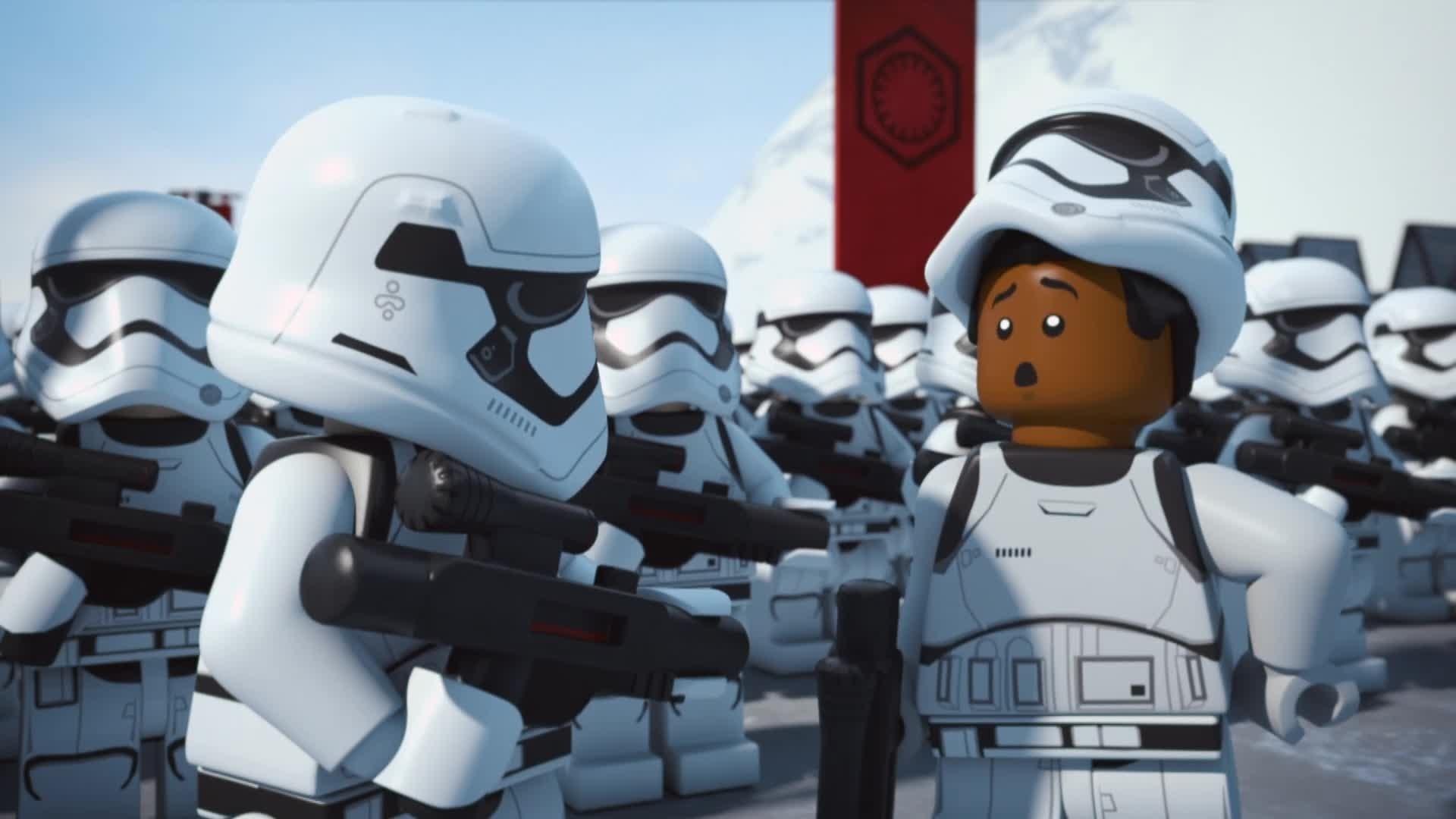 Star Wars: De Opkomst van het Verzet - Aanval van het Geweten