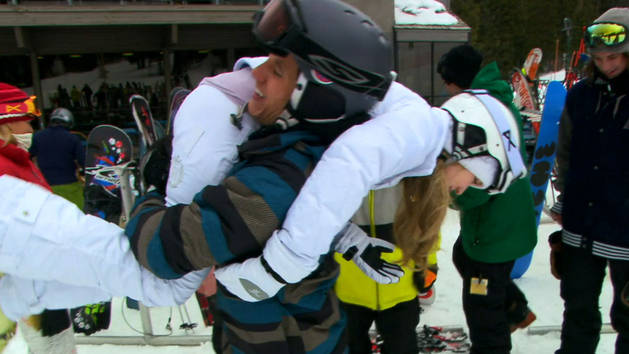 Behind the Scenes: Snowboard Training