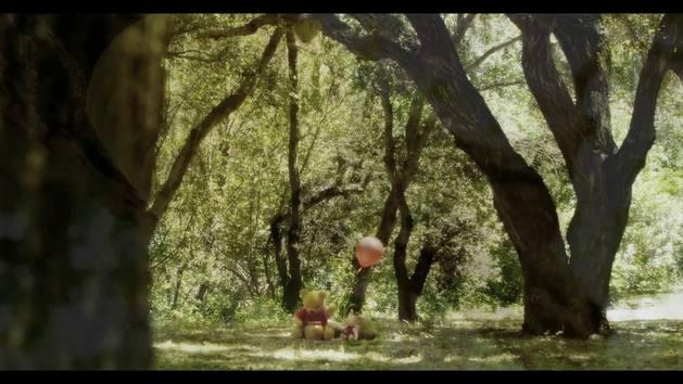 Winnie the pooh smackerel: Todo el mundo puede ser feliz con un globo