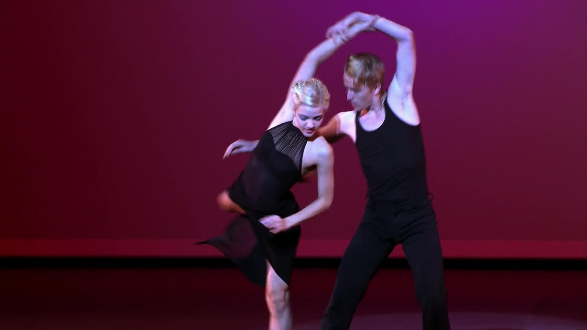 Baile 58: La final-Suecia. Dueto