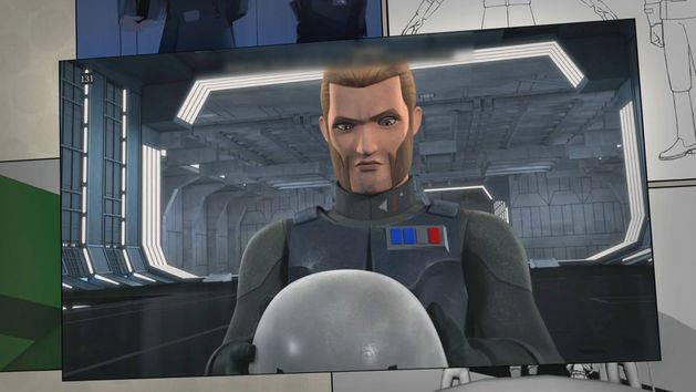Star Wars Rebels: Meet Agent Kallus, Imperial Enforcer