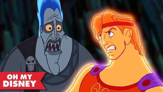 Hercules in 60 Seconds - Oh My Disney