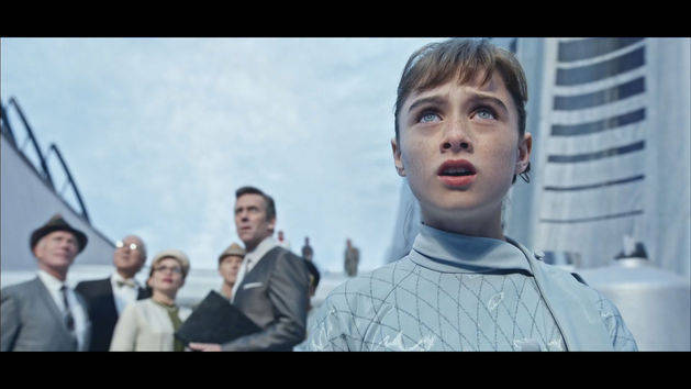 Movie Surfers: The Adventure is Out There - Tomorrowland