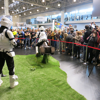Star Wars at the First-Ever Comic Con Russia