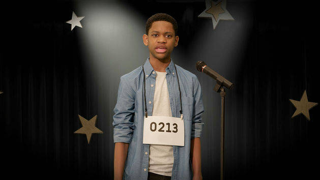 Star Wars Rebels Spelling Bee: Tyrel Jackson Williams