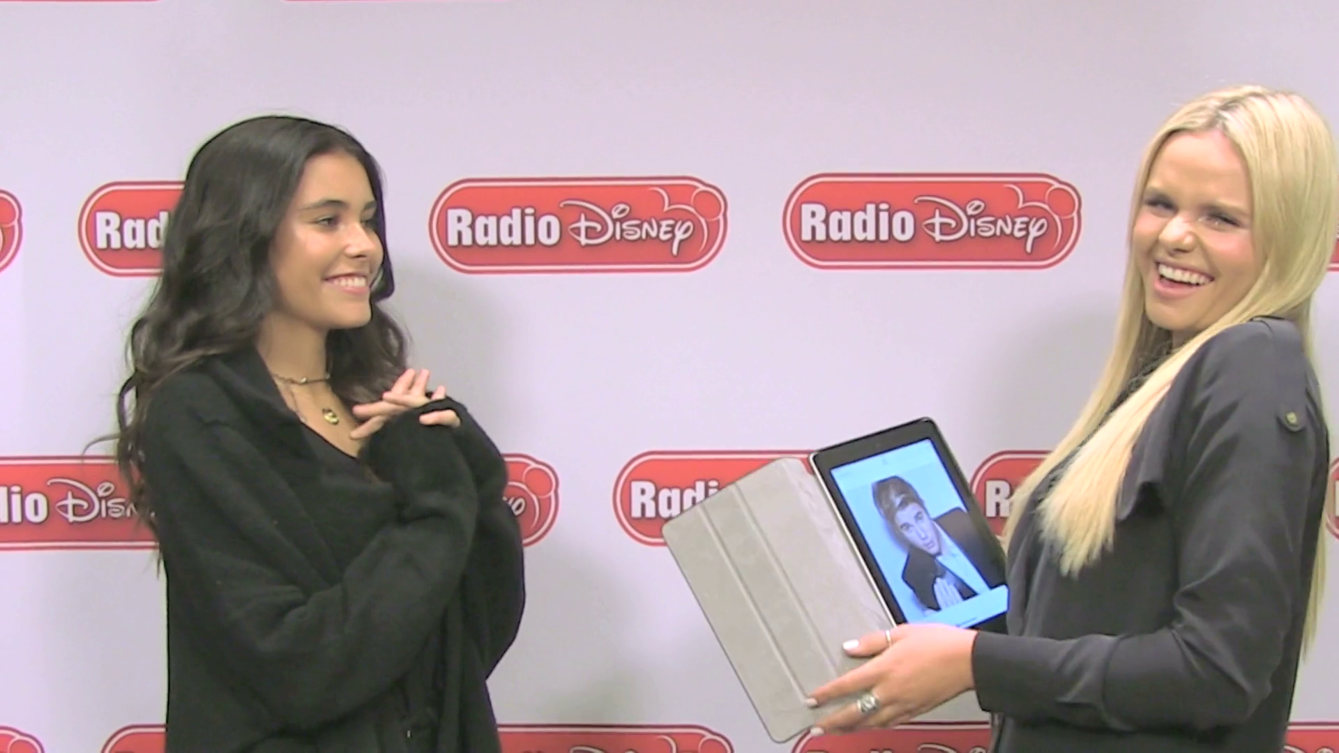 Madison Beer and Alli Simpson Celebrity Crush Challenge | Radio Disney