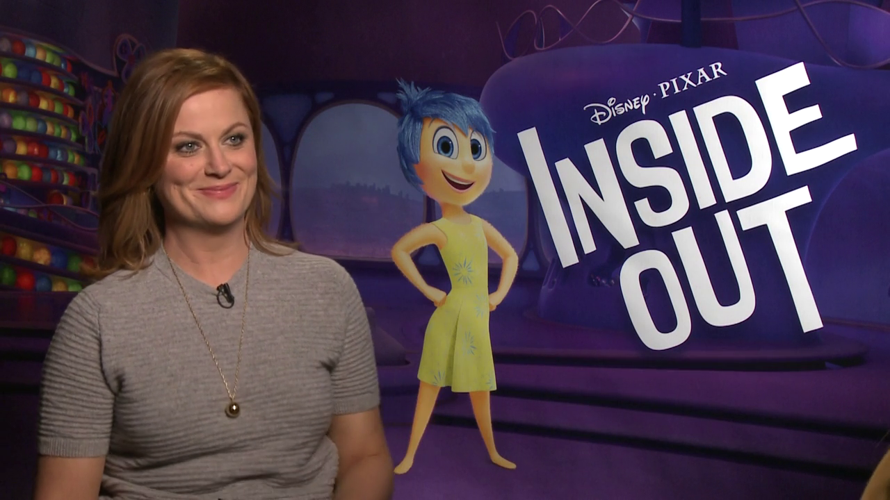 1 Minute Of Joy With Amy Poehler | Oh My Disney
