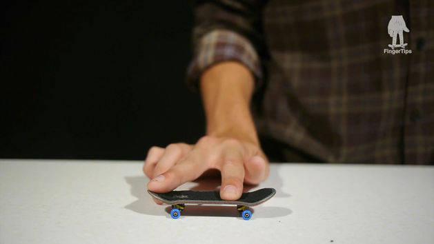 FingerTips Tutorial 11: Front Finger Impossible