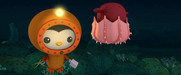 The Speedy Sailfish/The Vampire Squid