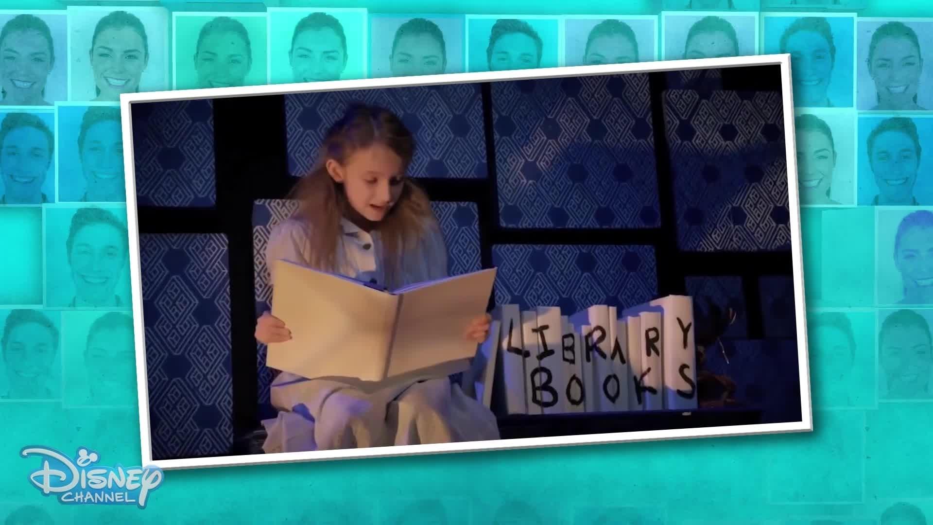 Bestie Guestie: Molly Barwick (Matilda)