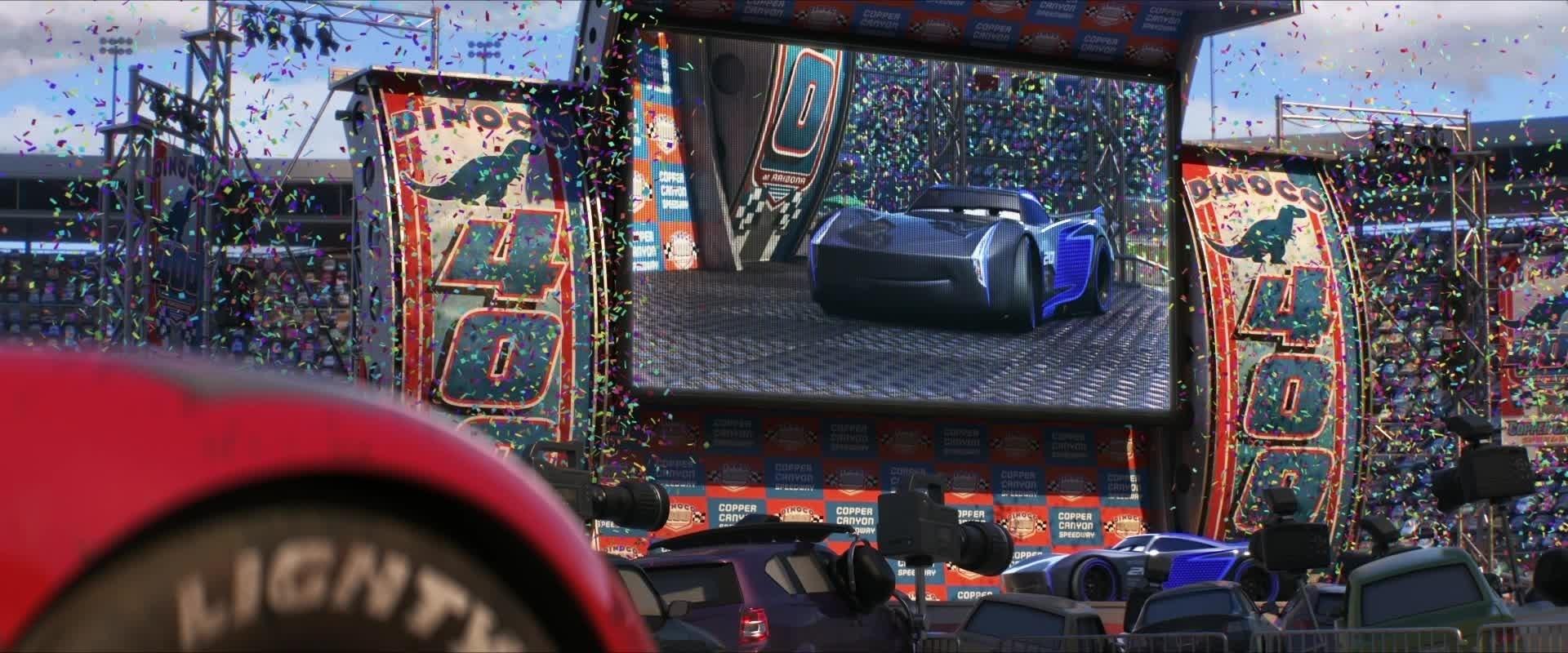 Cars 3: Tráiler #1