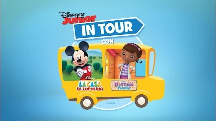 Disney Junior in Tour