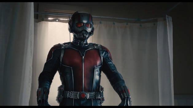 Marvel's Ant-Man Trailer