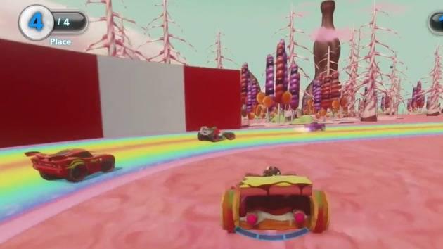 Sugar Rush 2.0 - DISNEY INFINITY Toy Box