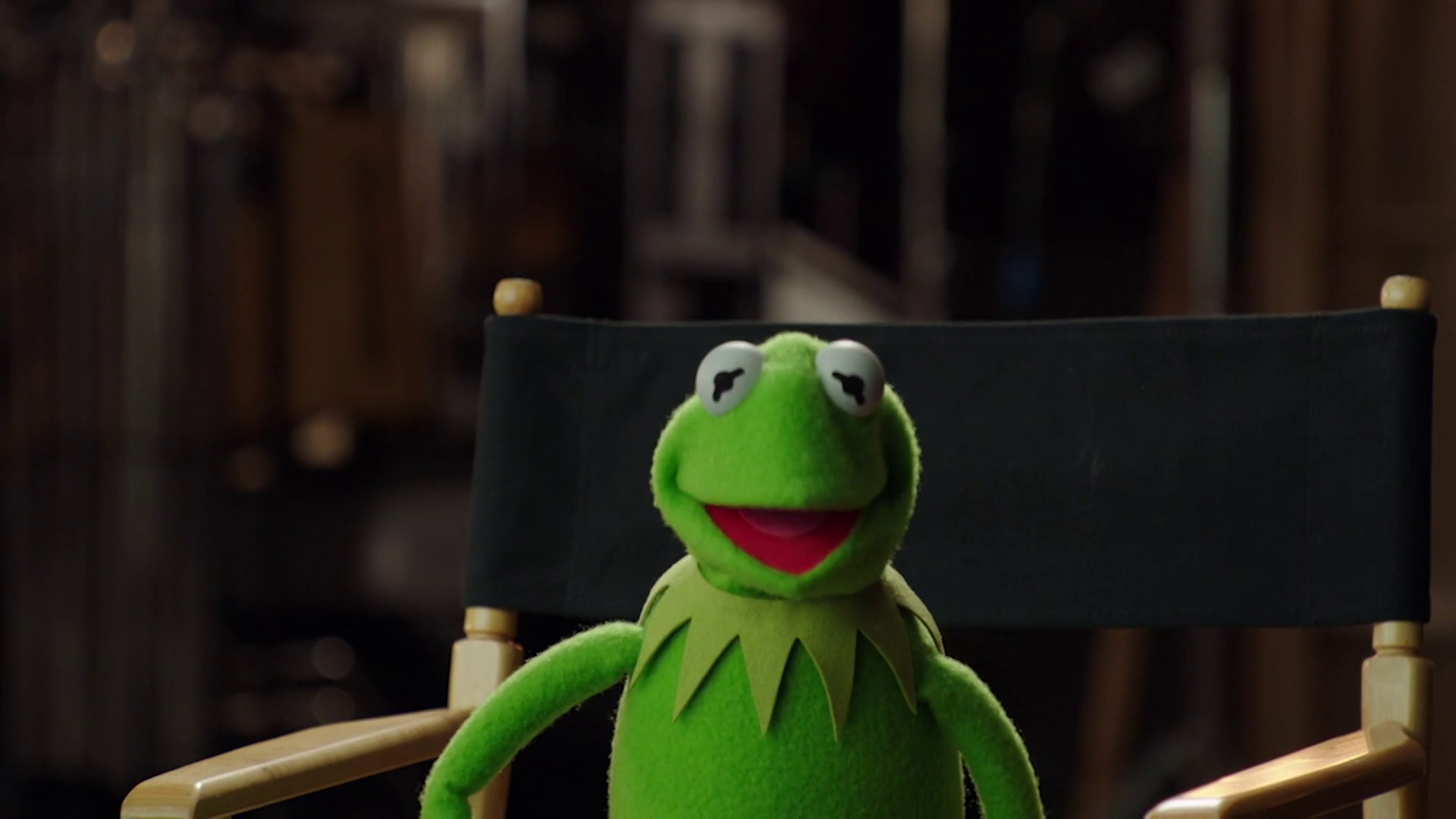 Kermit The Frog - Executive Producer | Up Late with Miss Piggy - ABC's The Muppets