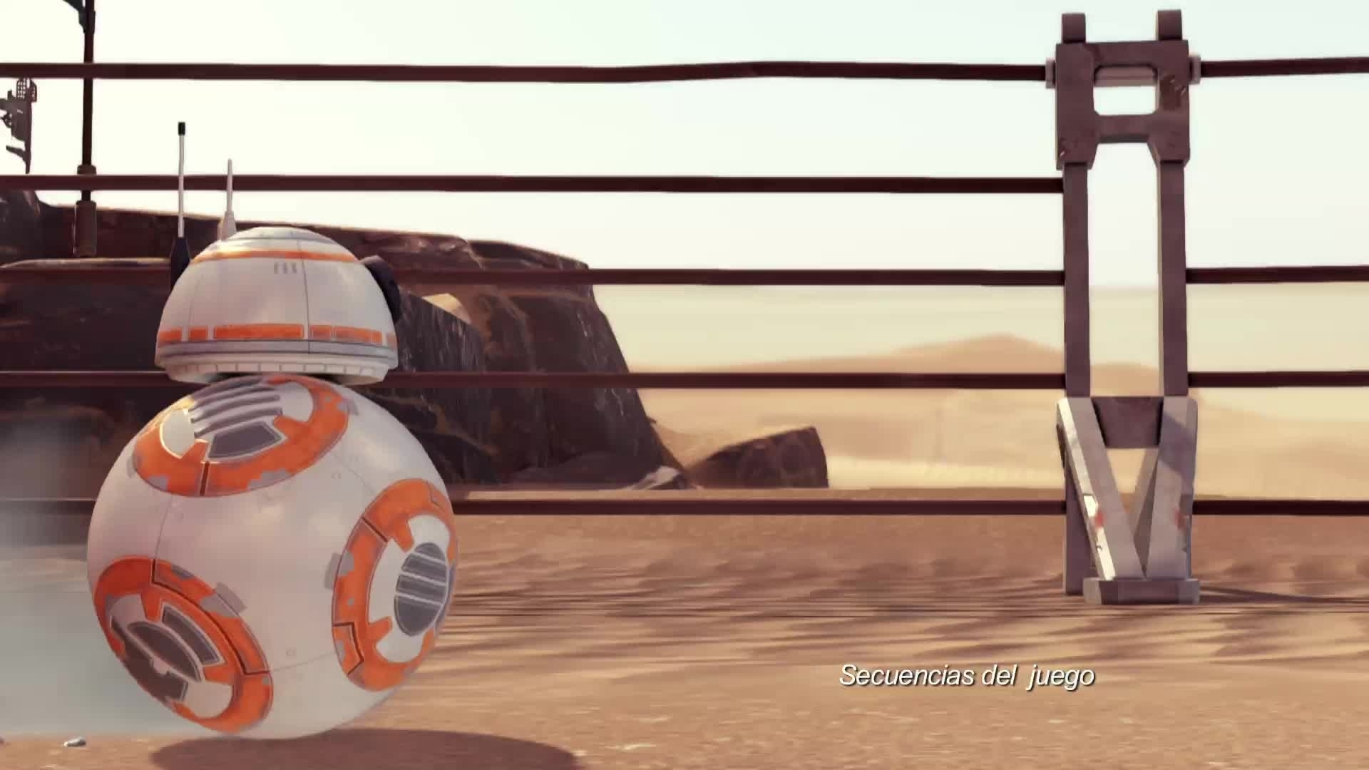 Disney Infinity 3.0: Play Set de Star Wars™ El Despertar de la Fuerza