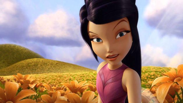 Vidia - How I Train - Disney Fairies Shorts