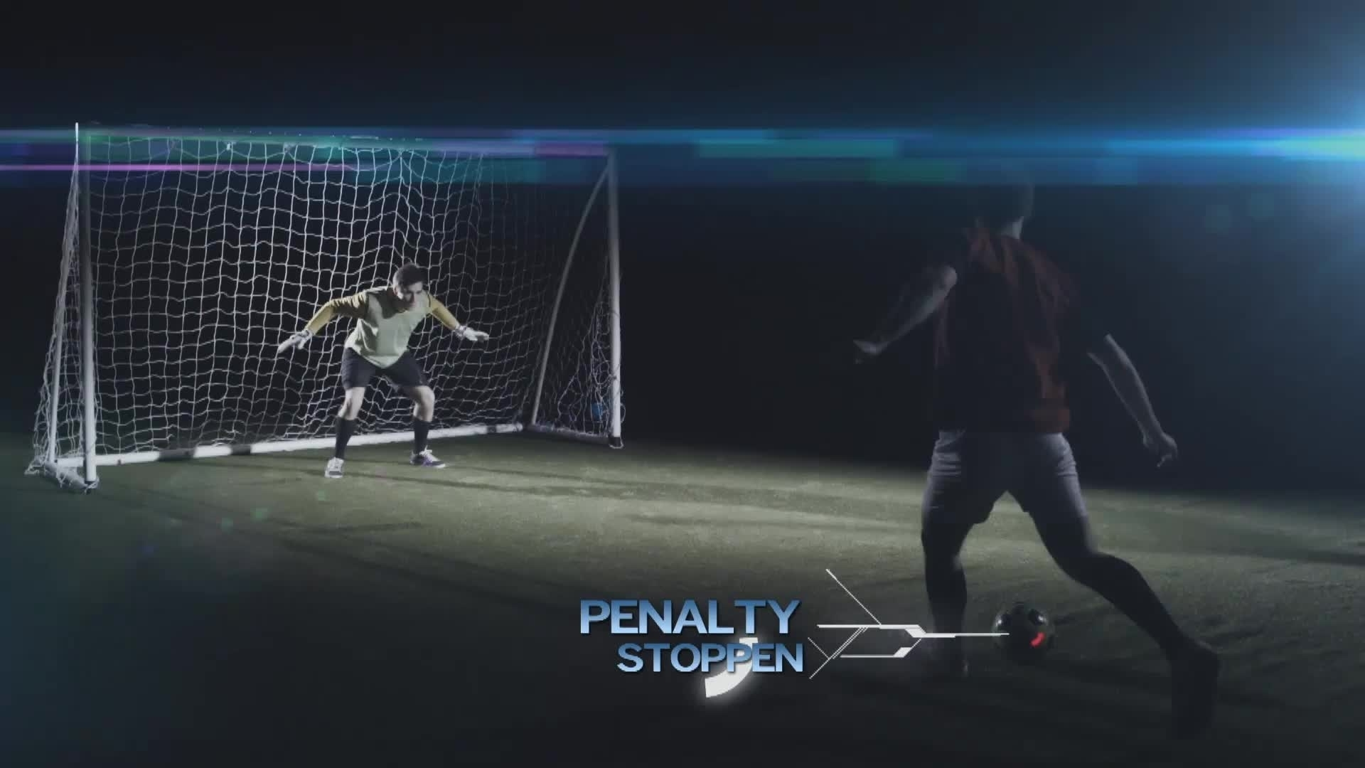Goalmouth Voetbal Lab - Penalty Stoppen