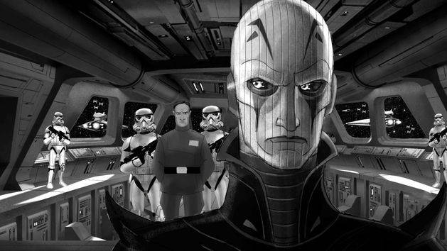 Star Wars Rebels: Meet Simon Kinberg
