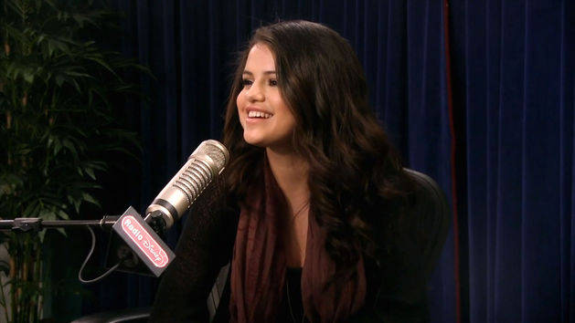 Selena Gomez Talks Award Shows - Radio Disney Take Over
