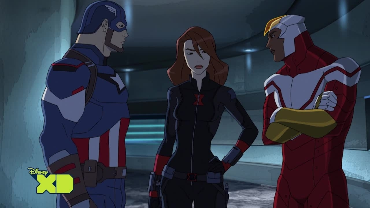 Avengers  Assemble: Ultron Revolution - Episodio 53