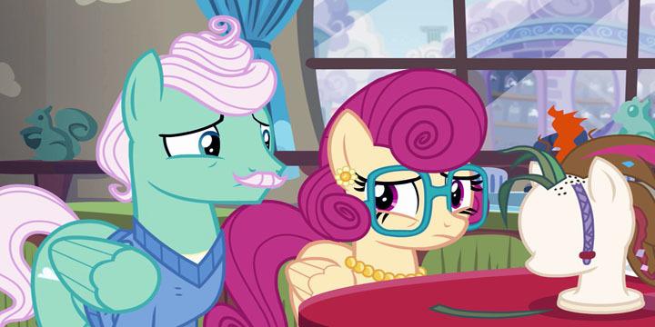 My Little Pony: La magia de la amistad Ep.612