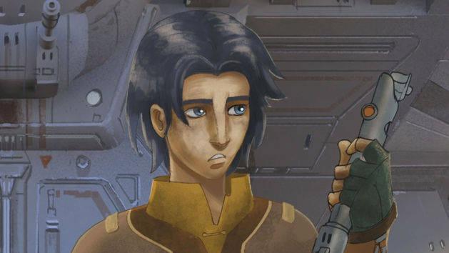 Star Wars Rebels: Meet Ezra, the Street-Smart Hero