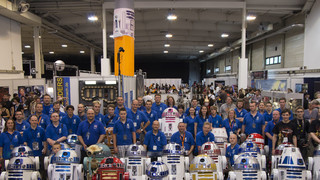 Return of the Droid Masters: R2 Builders Club Set for Celebration Europe